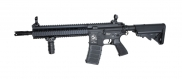 ASG - ARMALITE M15 ASSAULT, Full metal version, Sort